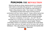 pokemon the revolution